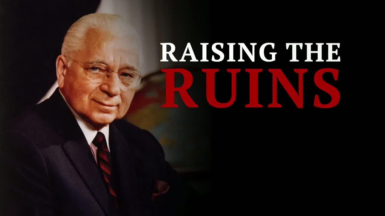 Raising the Ruins