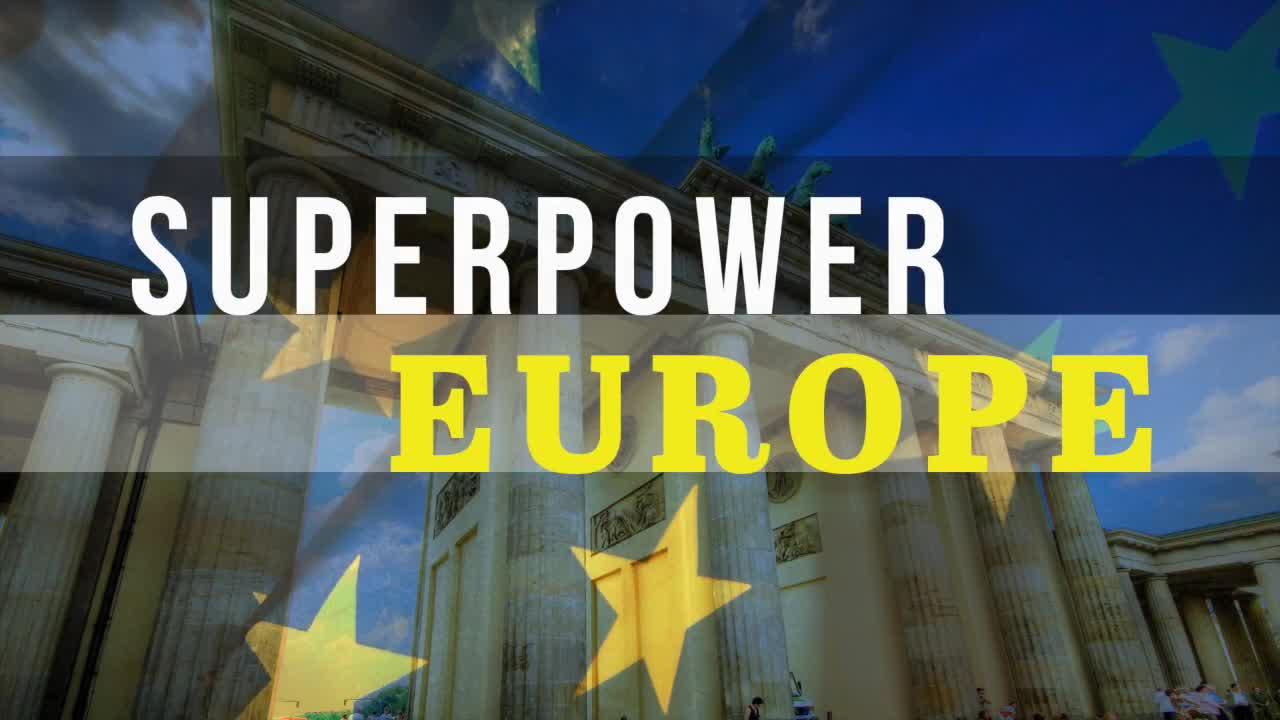 Superpower Europe